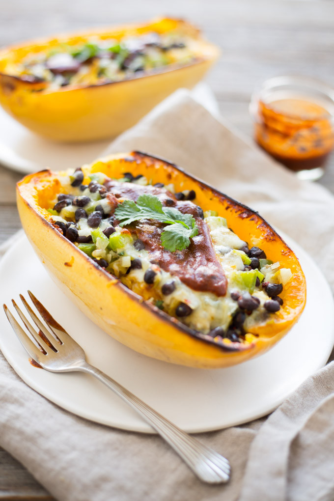 Vegan Spaghetti Squash Recipes  Kara Lydon