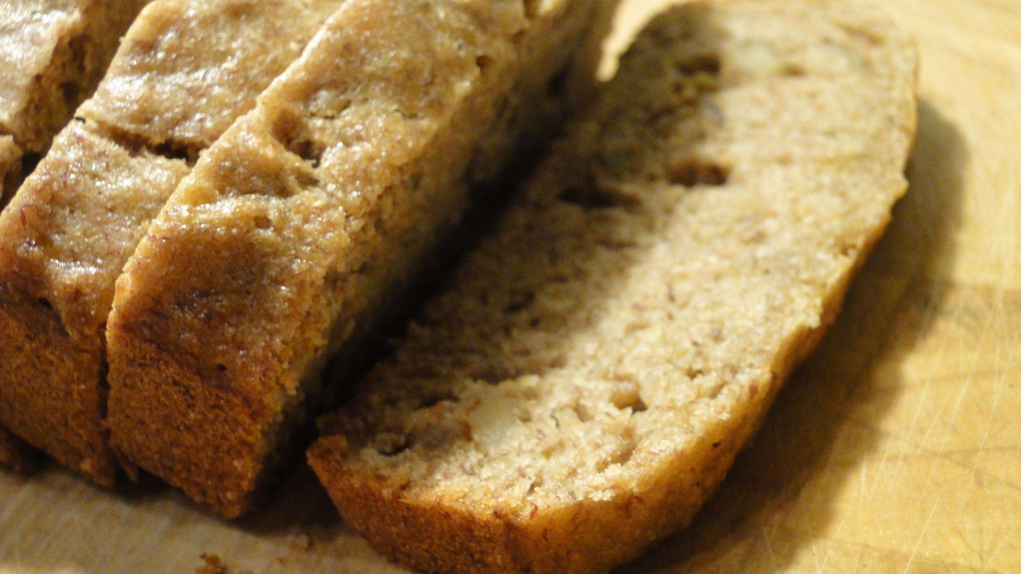 Vegan Spelt Bread Recipe  Healthy Vegan Spelt Banana Bread Salomon Wellness