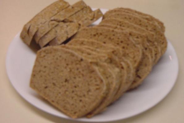 Vegan Spelt Bread Recipe  Easy Vegan Spelt Bread