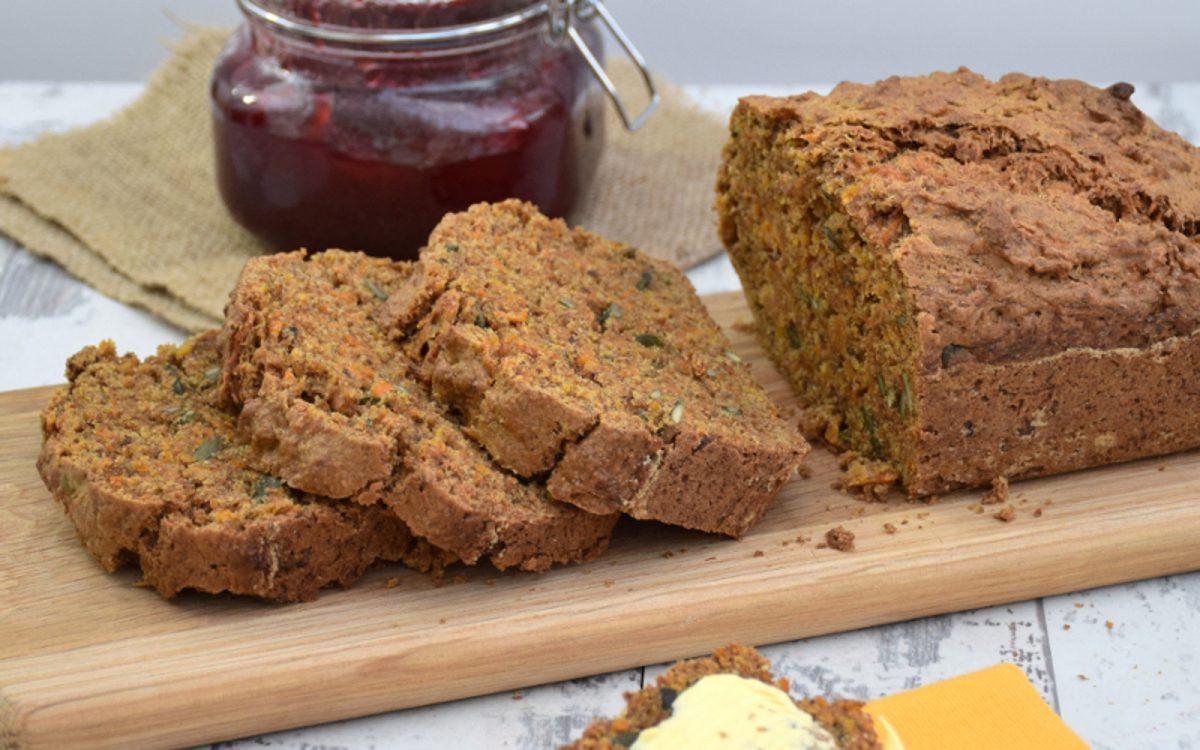 Vegan Sweet Bread Recipe  Sweet Butternut Squash Bread [Vegan]
