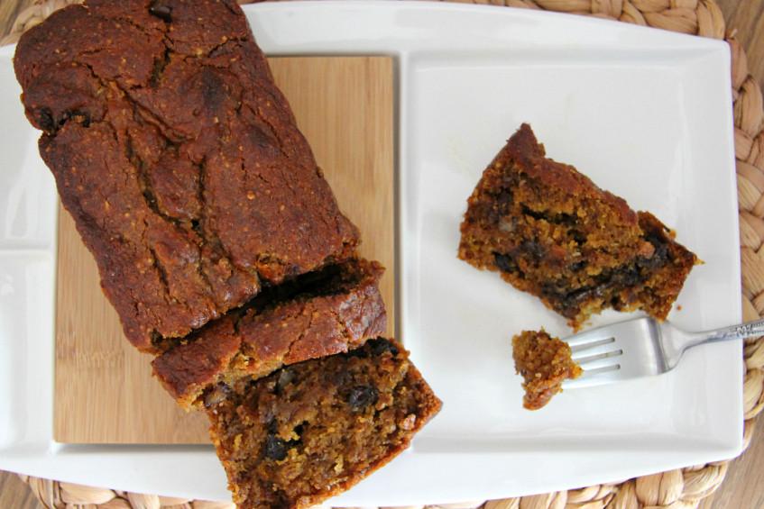 Vegan Sweet Bread Recipe  vegan sweet potato bread