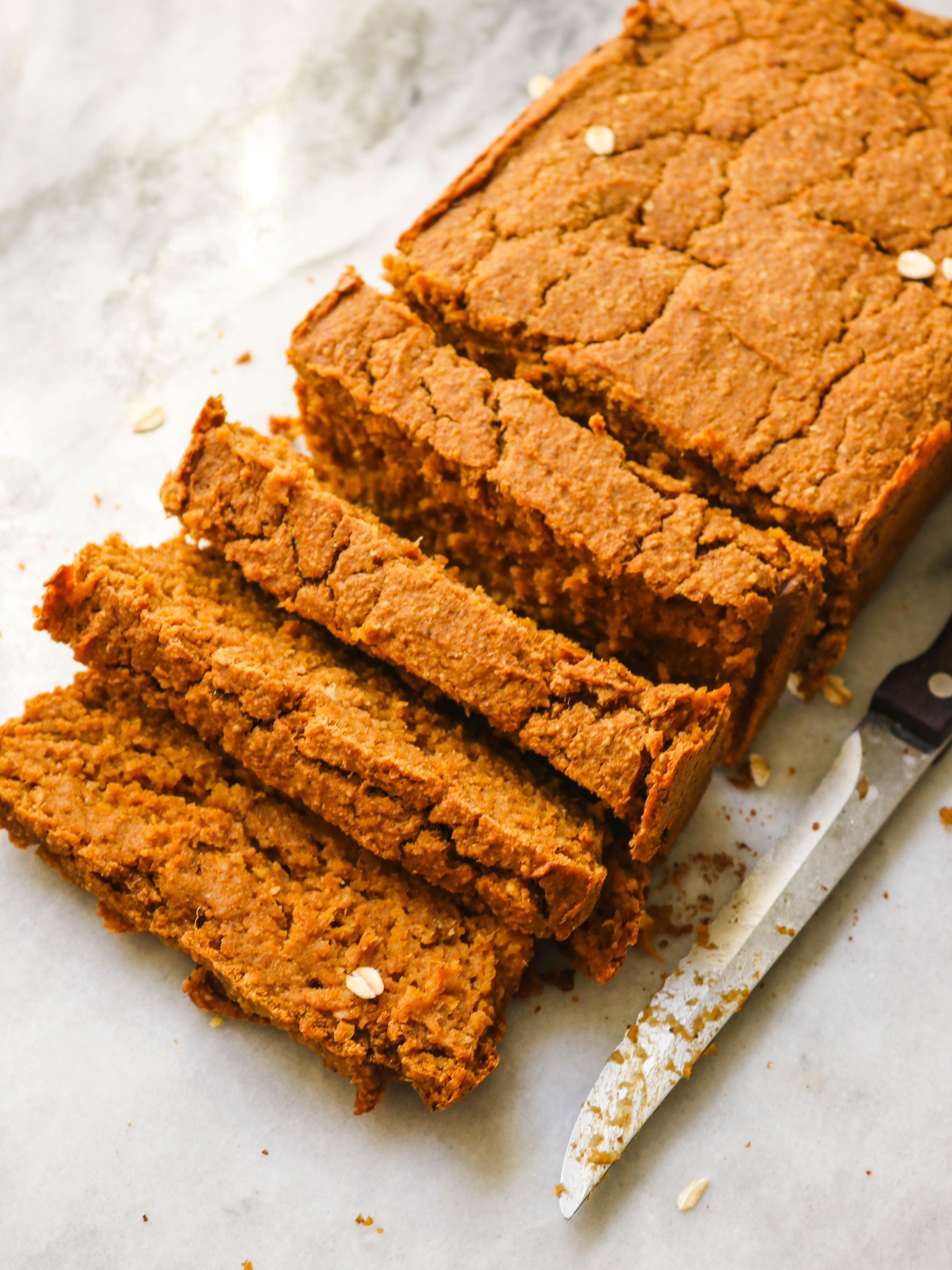 Vegan Sweet Bread Recipe  Sweet Potato Bread Vegan & Gluten Free From My Bowl