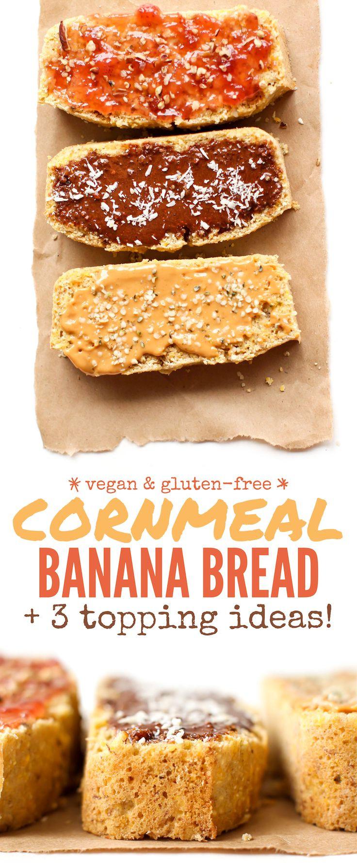 Vegan Sweet Bread Recipe  200 best images about Vegan Baking Sweet Breads Banana