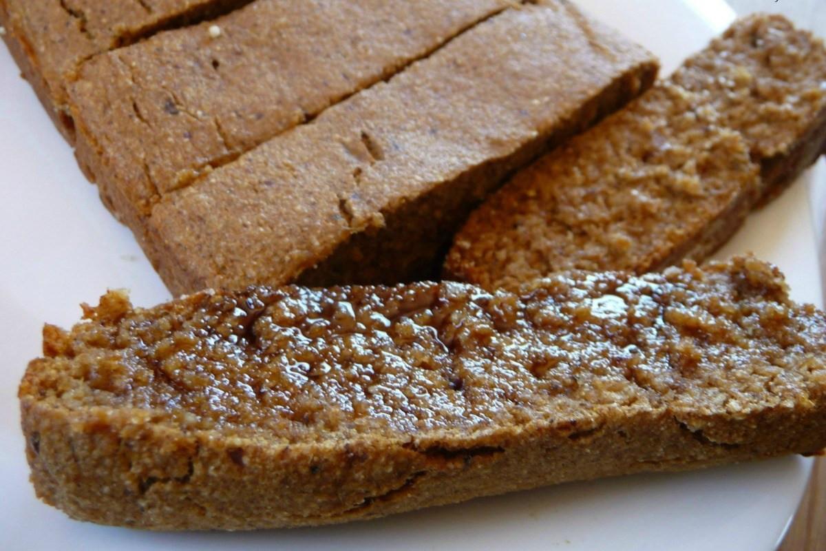 Vegan Sweet Bread Recipe  Sweet Potato Bread [Vegan Gluten Free] e Green Planet