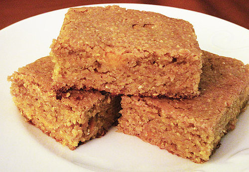 Vegan Sweet Cornbread  Kid Friendly Vegan Sweet Potato Corn Bread Recipe
