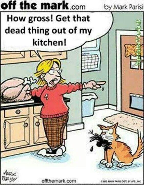 Vegan Thanksgiving Funny  carnist logic vegan Pinterest