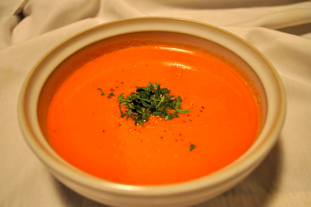 Vegan Tomato Soup Recipes  Tomato Soup Recipe Can Cake And Grilled Cheese