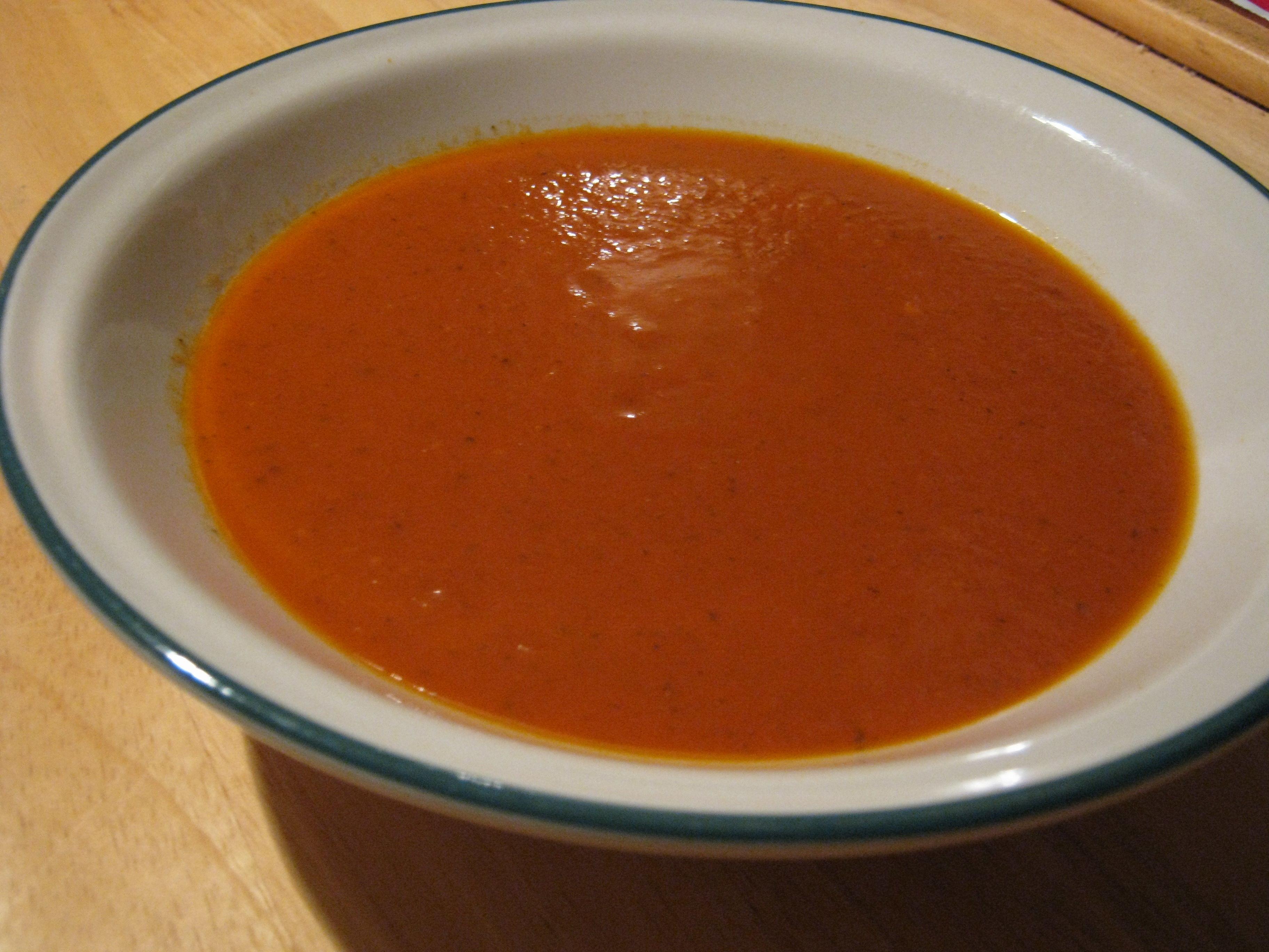 Vegan Tomato Soup Recipes  Vegan tomato soup recipe All recipes UK
