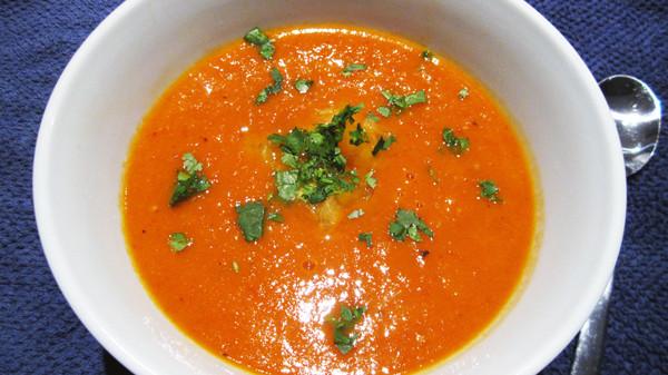 Vegan Tomato Soup Recipes  Roasted Fresh Tomato Soup Recipe Vegan – Vegangela