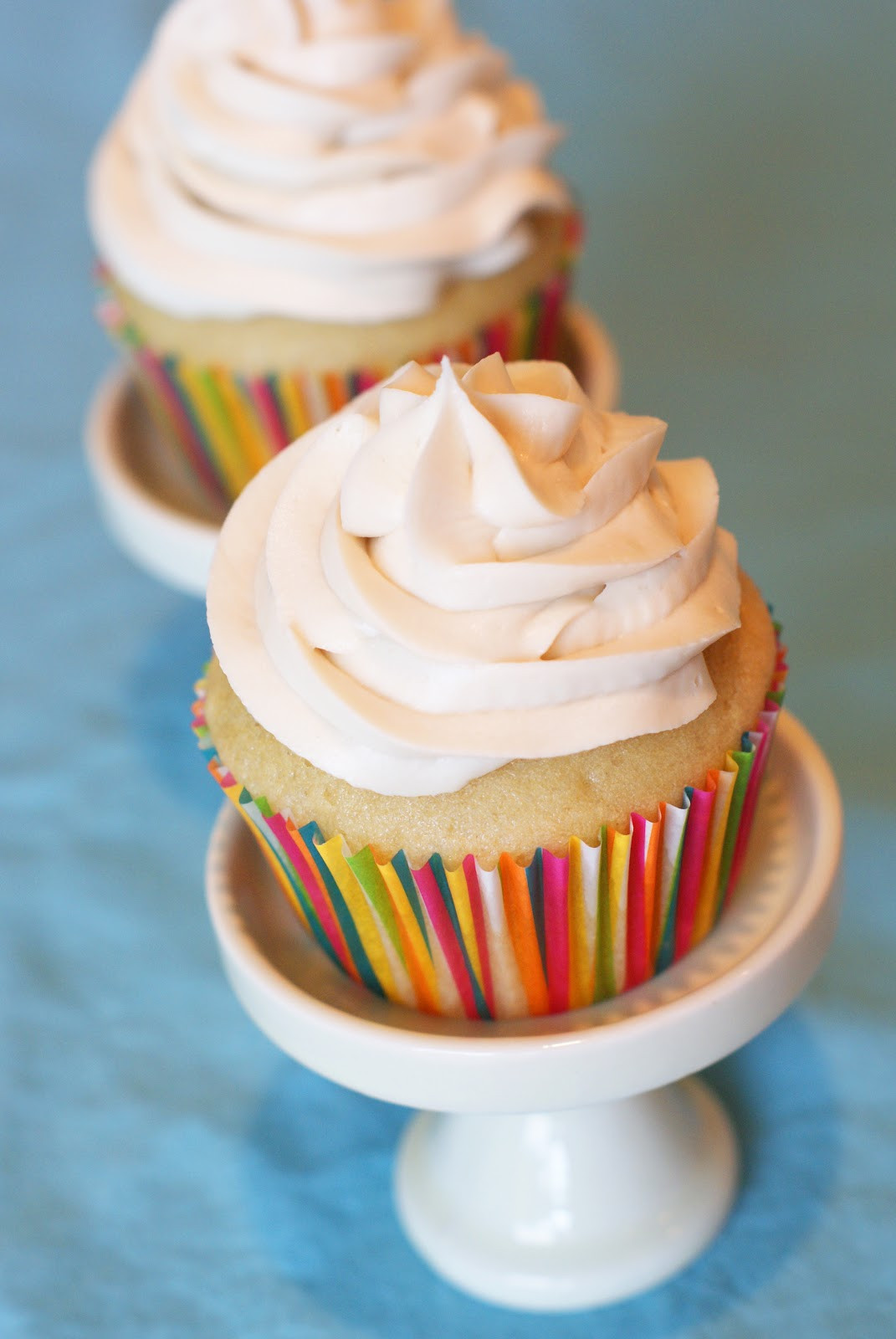 Vegan Vanilla Cupcakes  Sarah Bakes Gluten Free Treats gluten free vegan vanilla