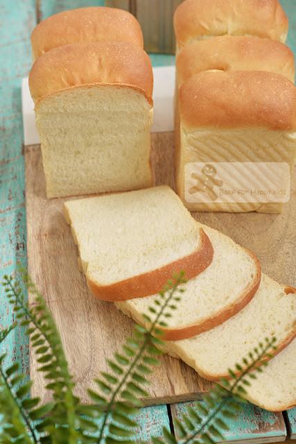 Vegan White Bread  Bake for Happy Kids Extremely Soft Vegan White Sandwich