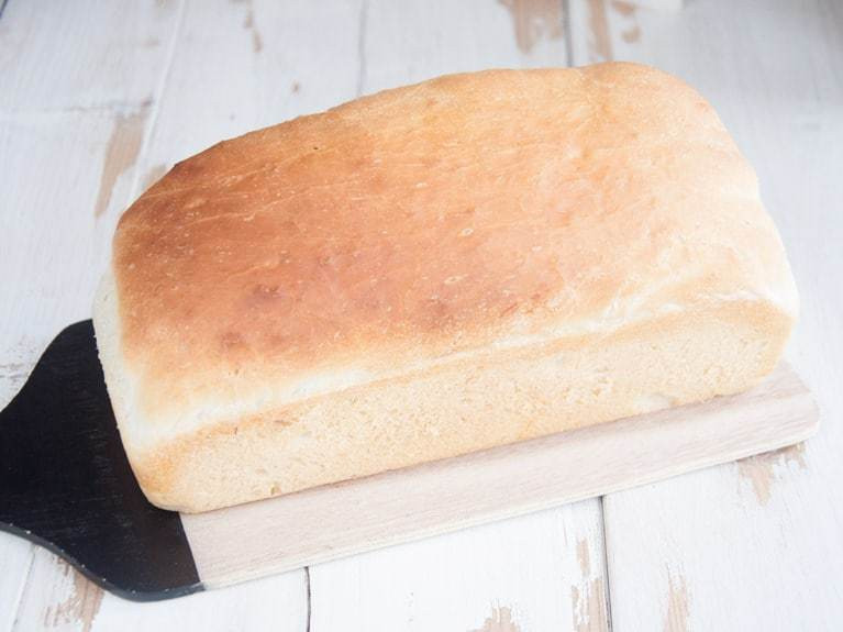 Vegan White Bread  Vegan White Sandwich Bread