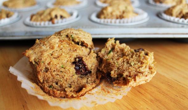 Vegan Zucchini Muffins  Vegan Gluten Free Zucchini Muffin Recipe YummyMummyClub