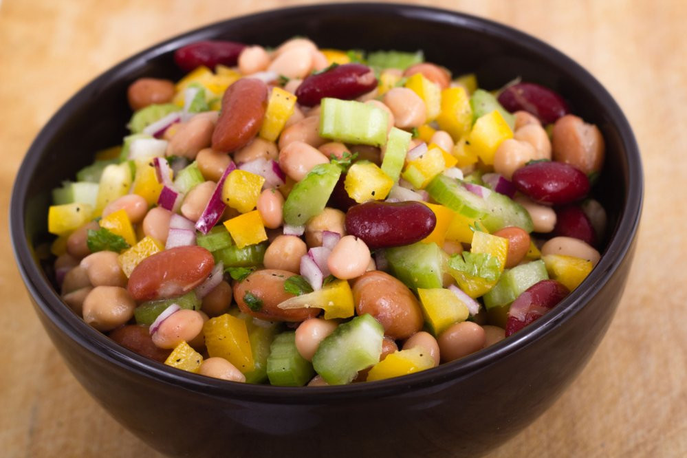 Vegetable Salad Recipes For Weight Loss  how to make ve able salad for weight loss