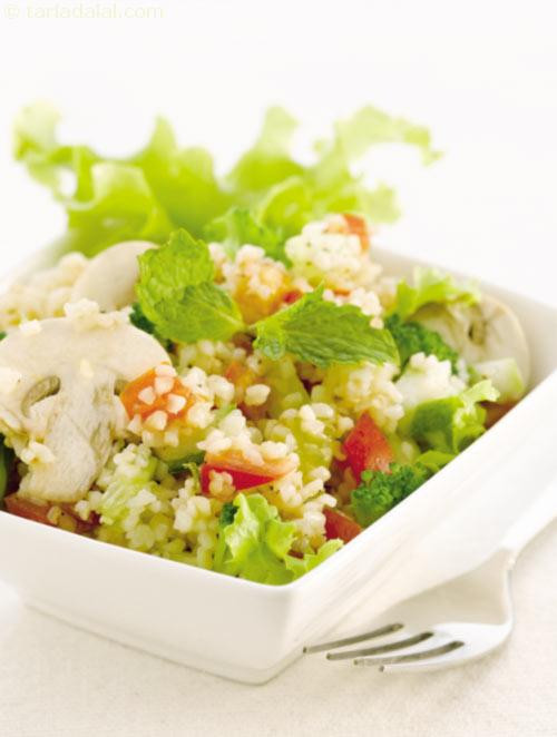 Vegetable Salad Recipes For Weight Loss  Dalia and Ve able Salad Weight Loss After Pregnancy