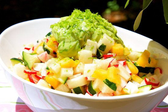 Vegetable Salad Recipes For Weight Loss  Vegan & Salad HoliCoffee