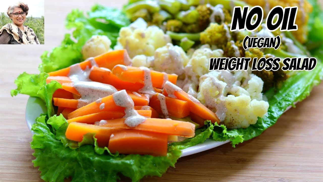 Vegetable Salad Recipes For Weight Loss  Weight Loss Boiled Ve able Salad Recipe For Dinner