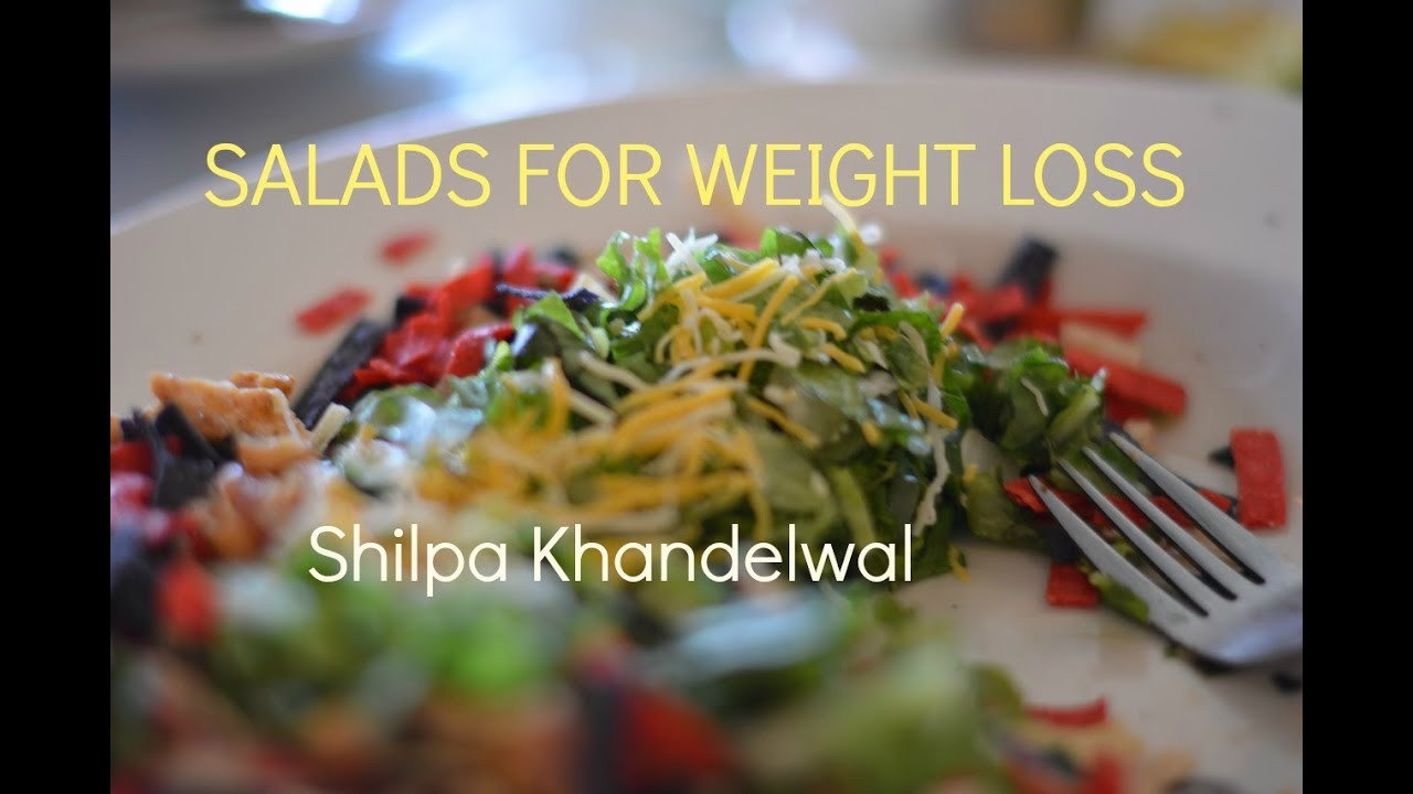 Vegetable Salad Recipes For Weight Loss  Healthy Ve able Salad Recipes for Weight Loss How to