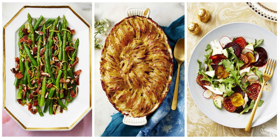 Vegetable Side Dishes For Easter  easter ve able side dishes