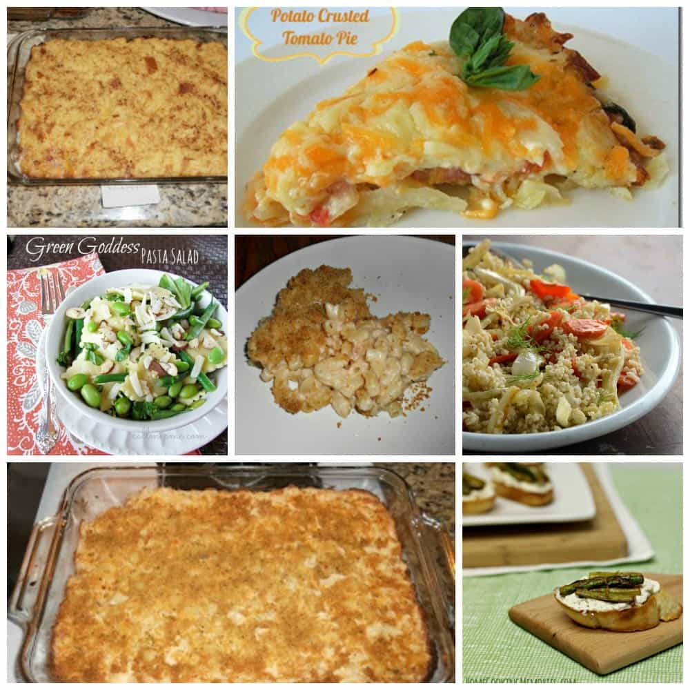 Vegetable Side Dishes For Easter  30 Easter Recipes Hezzi D s Books and Cooks