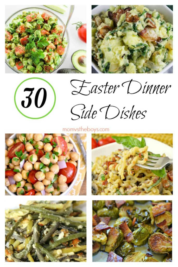 Vegetables For Easter Dinner  30 Easter dinner side dishes ideas for your holiday feast