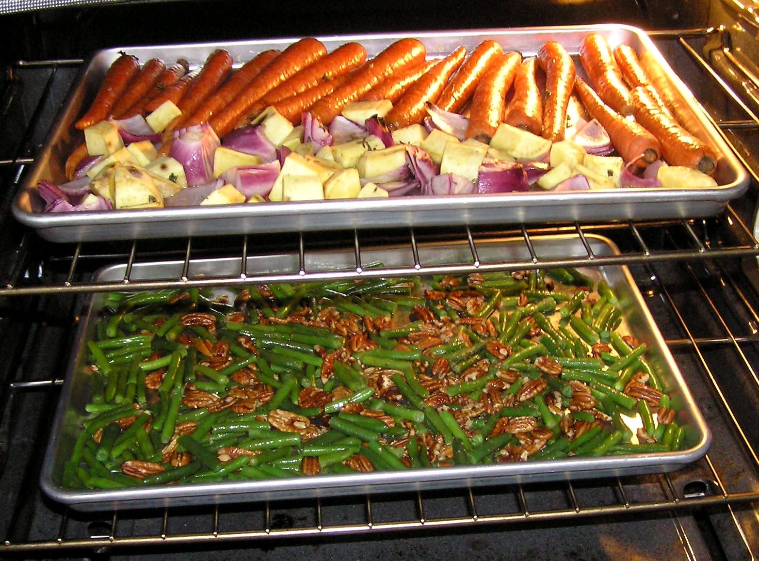 Vegetables For Easter Dinner  Ve arian Easter dinner