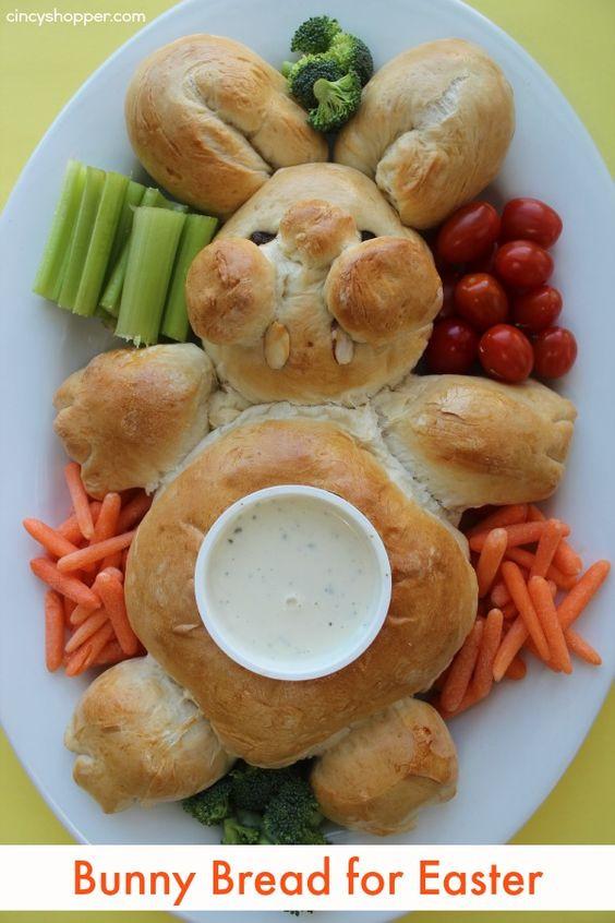 Vegetables For Easter Dinner  Ve ables Easter dinner and Trays on Pinterest