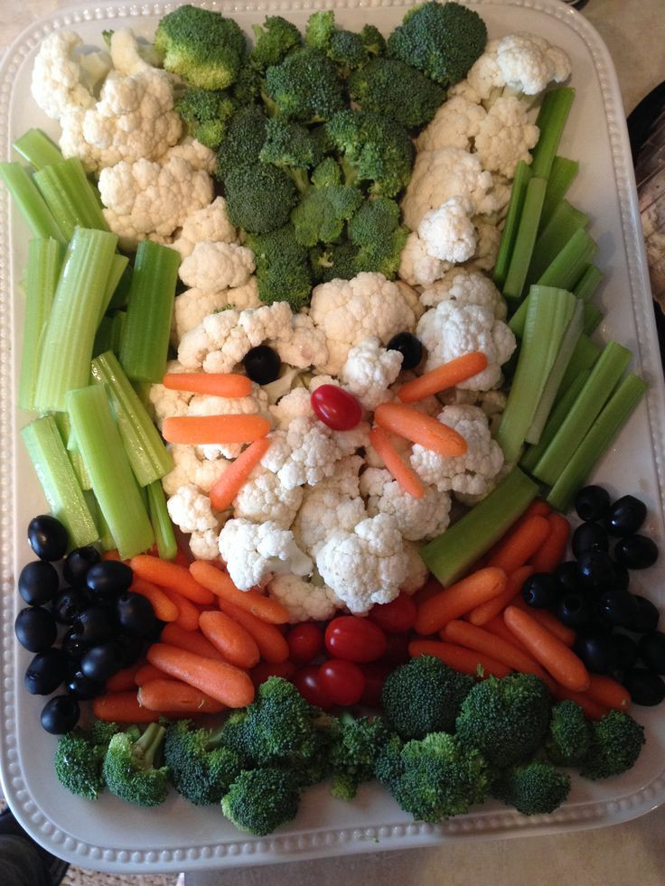 Vegetables For Easter Dinner  25 best ideas about Ve able trays on Pinterest