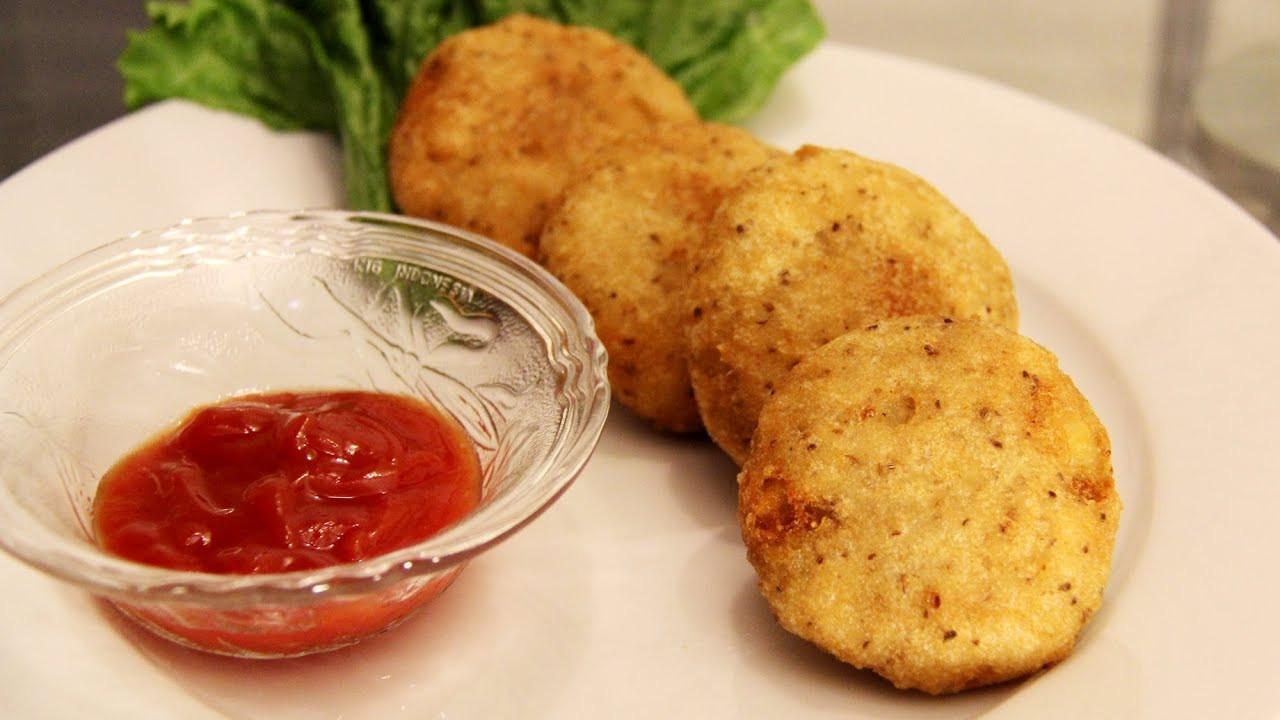 Vegetarian Appetizers Indian  Suji Kachori Recipe