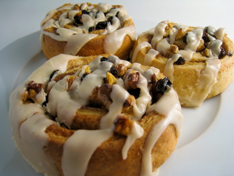 Vegetarian Baking Recipes  Sticky Vegan Cinnamon Rolls Veganbaking Recipes