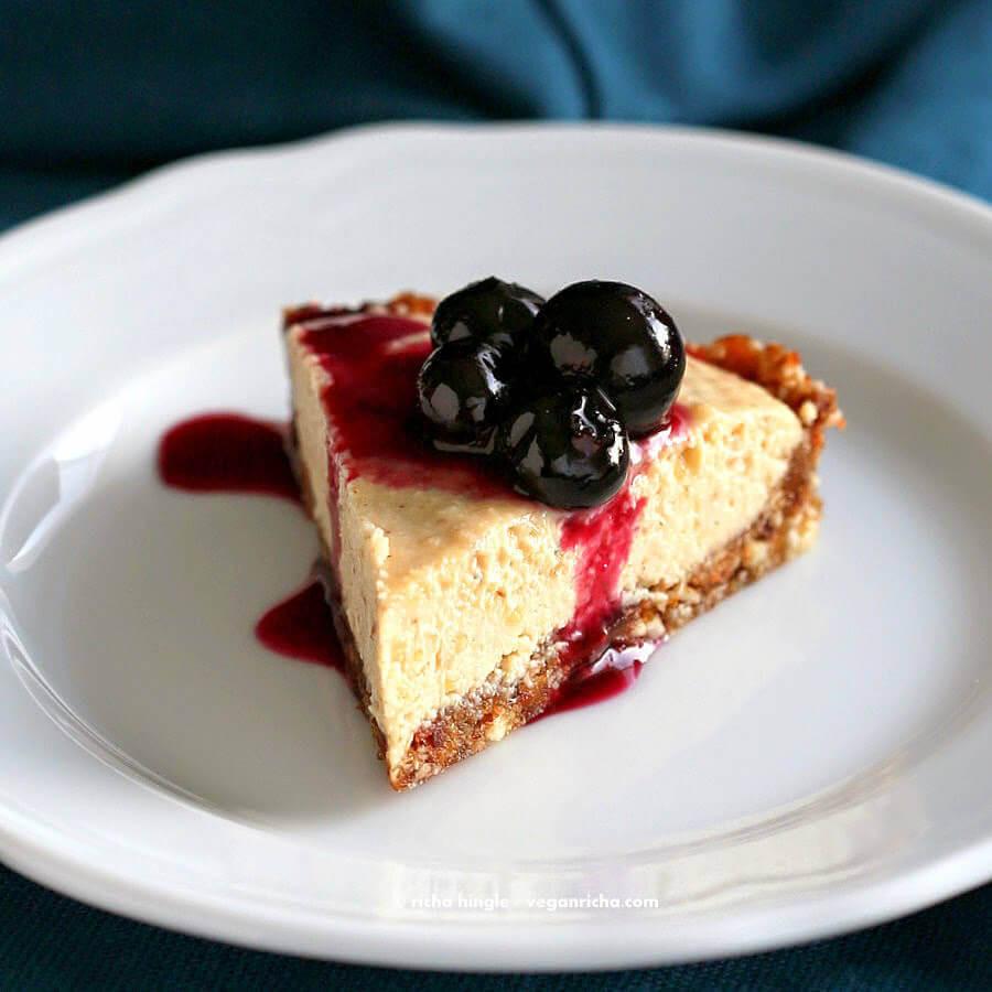Vegetarian Cheese Cake  The Best Vegan Cheesecake Recipes to Try Tonight