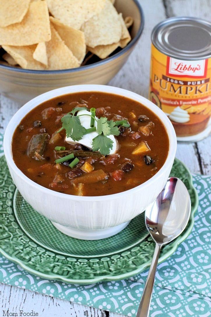 Vegetarian Chili Allrecipes  Healthy Ve arian Chili Recipe Vegan and Grain free Too