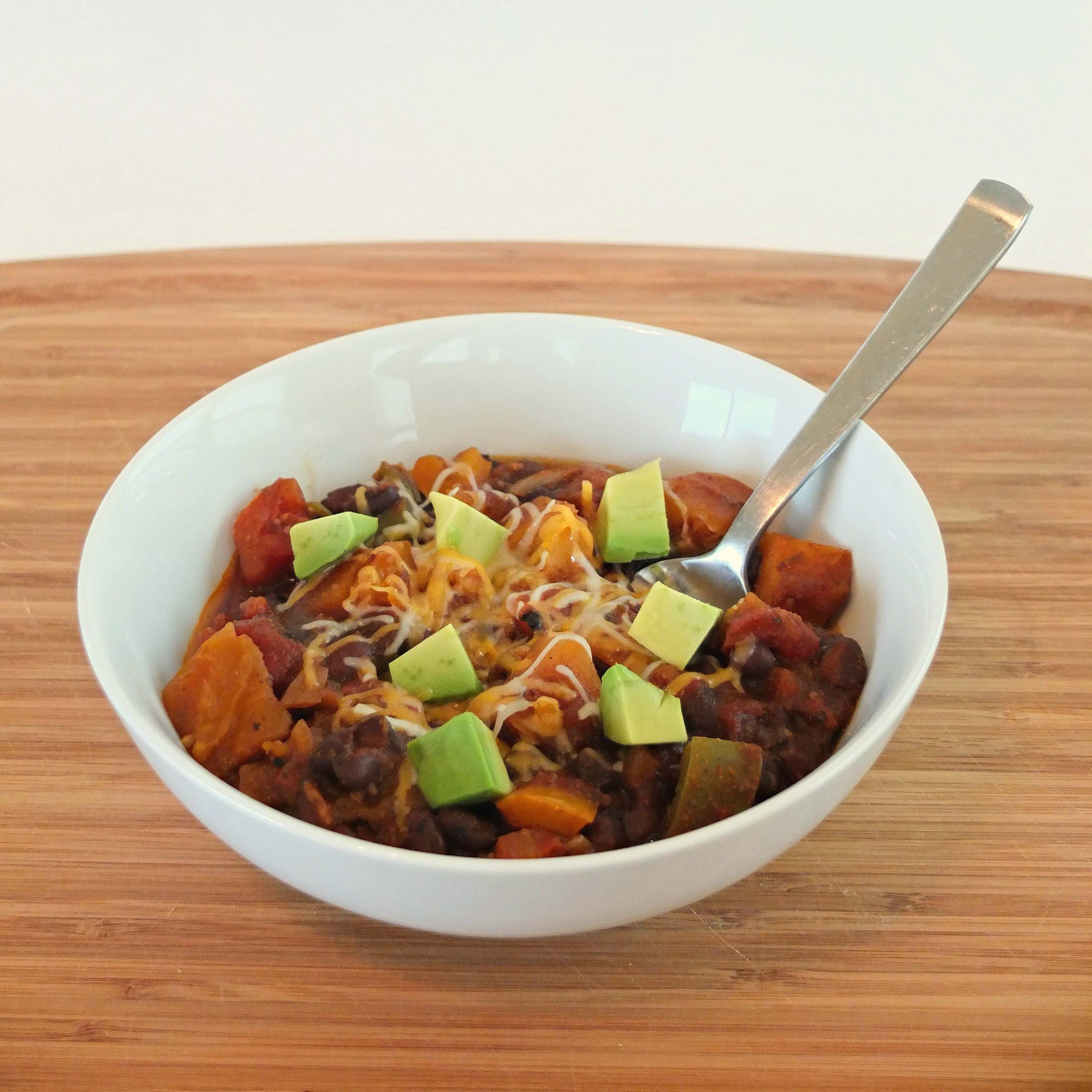 Vegetarian Chili With Squash  Ve arian Black Bean and Squash Chili Pick Any Two