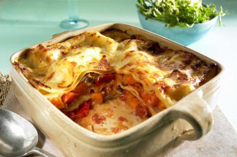 Vegetarian Dairy Free Recipes  Dairy and Gluten Free Ve able Lasagne Abundant Energy