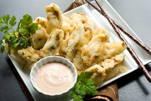 Vegetarian Dairy Free Recipes  Gluten Free Tempura Artichoke Hearts with Vegan Goody