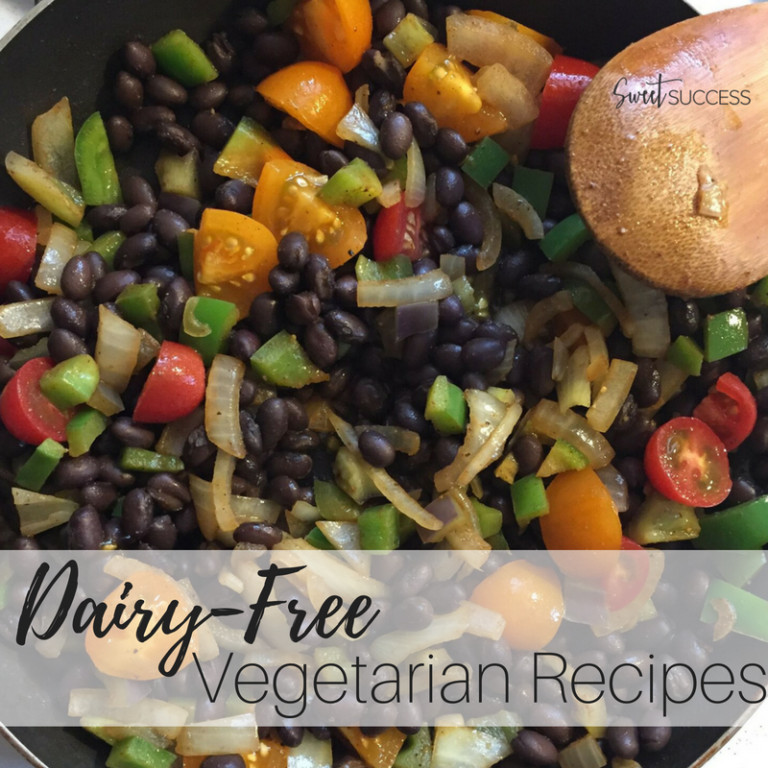Vegetarian Dairy Free Recipes  Dairy Free Ve arian Dinner Recipes Sweet Success by Sara