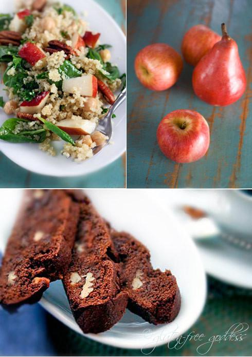Vegetarian Dairy Free Recipes  Gluten Free Goddess Recipes Ve arian Christmas Recipes
