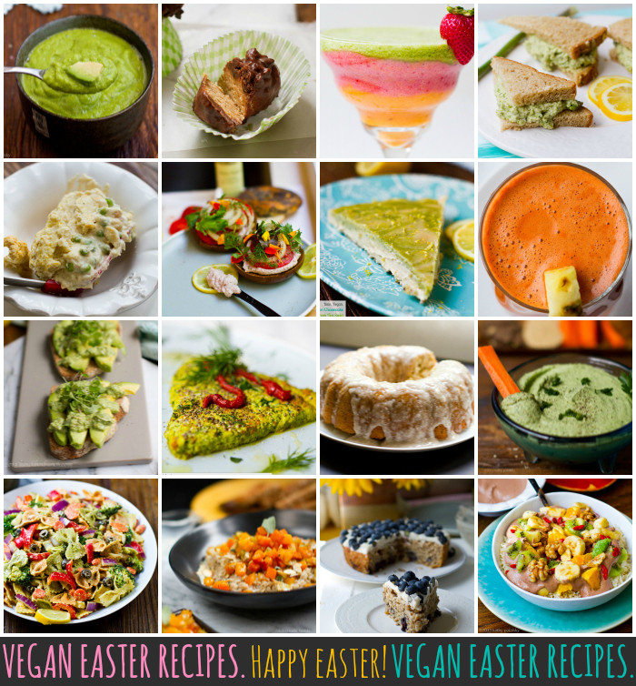 Vegetarian Easter Dinner  Holiday 40 Vegan Easter Recipes for Everyone to Love