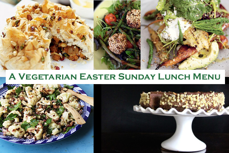 Vegetarian Easter Dinner  A Morrocan Ve arian Easter Sunday Lunch Menu