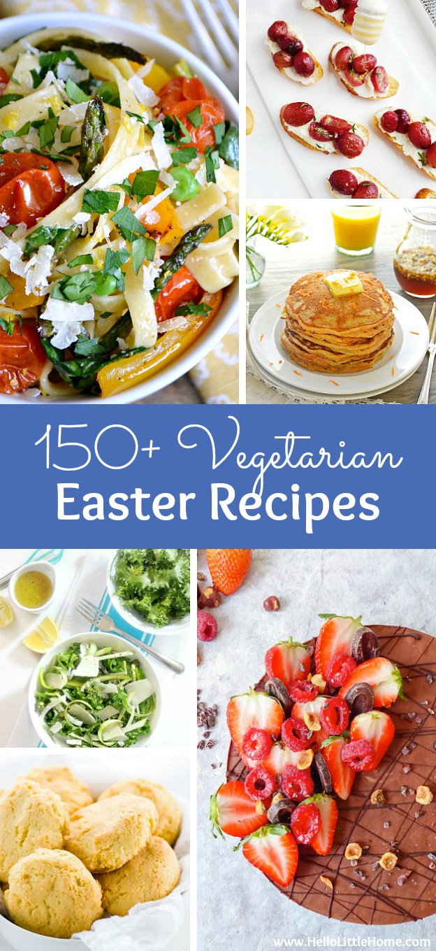 Vegetarian Easter Dinner  Ve arian Easter Recipes
