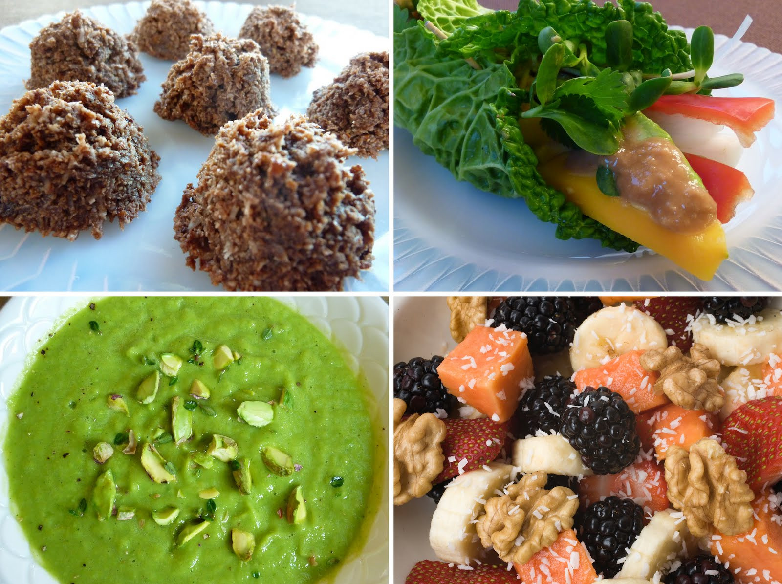 Vegetarian Easter Dinner  Foods For Long Life Raw Vegan Easter Brunch Dinner Menu