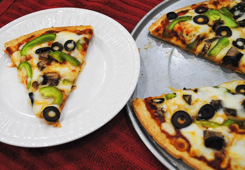 Vegetarian Flatbread Pizza Recipes  Veggie Flatbread Pizza Recipe Treasure
