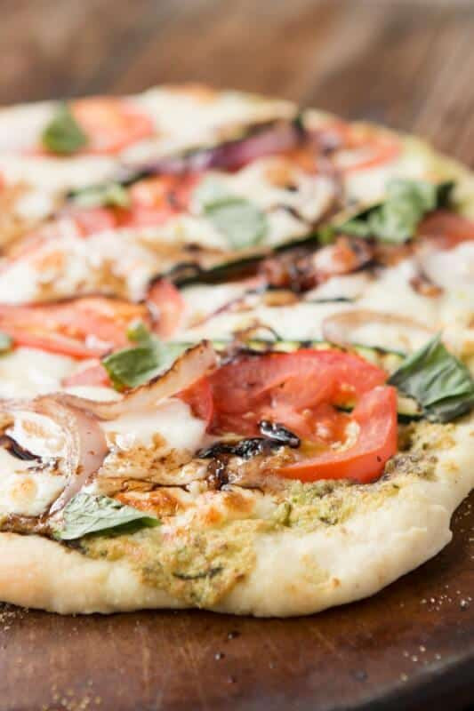 Vegetarian Flatbread Pizza Recipes  Our Best Bites Grilled Ve able Flatbread Pizza