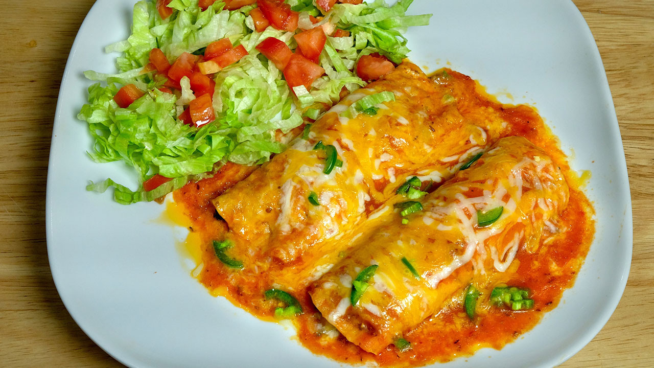 Vegetarian Indian Food Recipes  Ve arian Enchiladas Manjula s Kitchen Indian