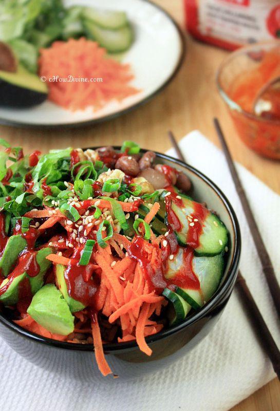 Vegetarian Korean Recipes  1000 images about Eat Ethnic Eats Korean on Pinterest