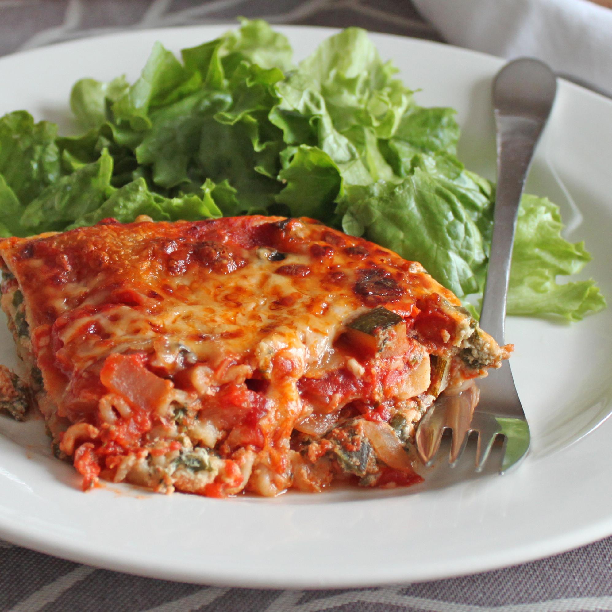 Vegetarian Lasagna With Tofu  Tofu Lasagne — Rezepte Suchen
