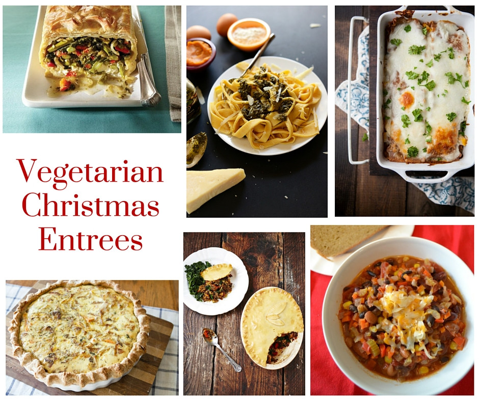 Vegetarian Main Dishes For Christmas  Ve arian Christmas Menu Appetizers Sides and Main Dishes