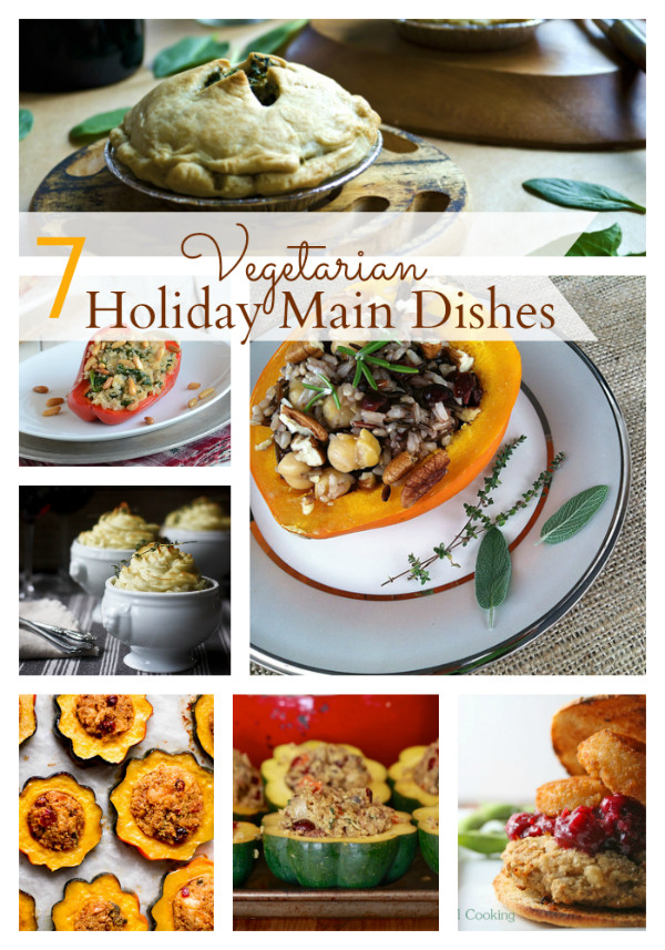 Vegetarian Main Dishes For Christmas  7 Ve arian Holiday Main Dishes