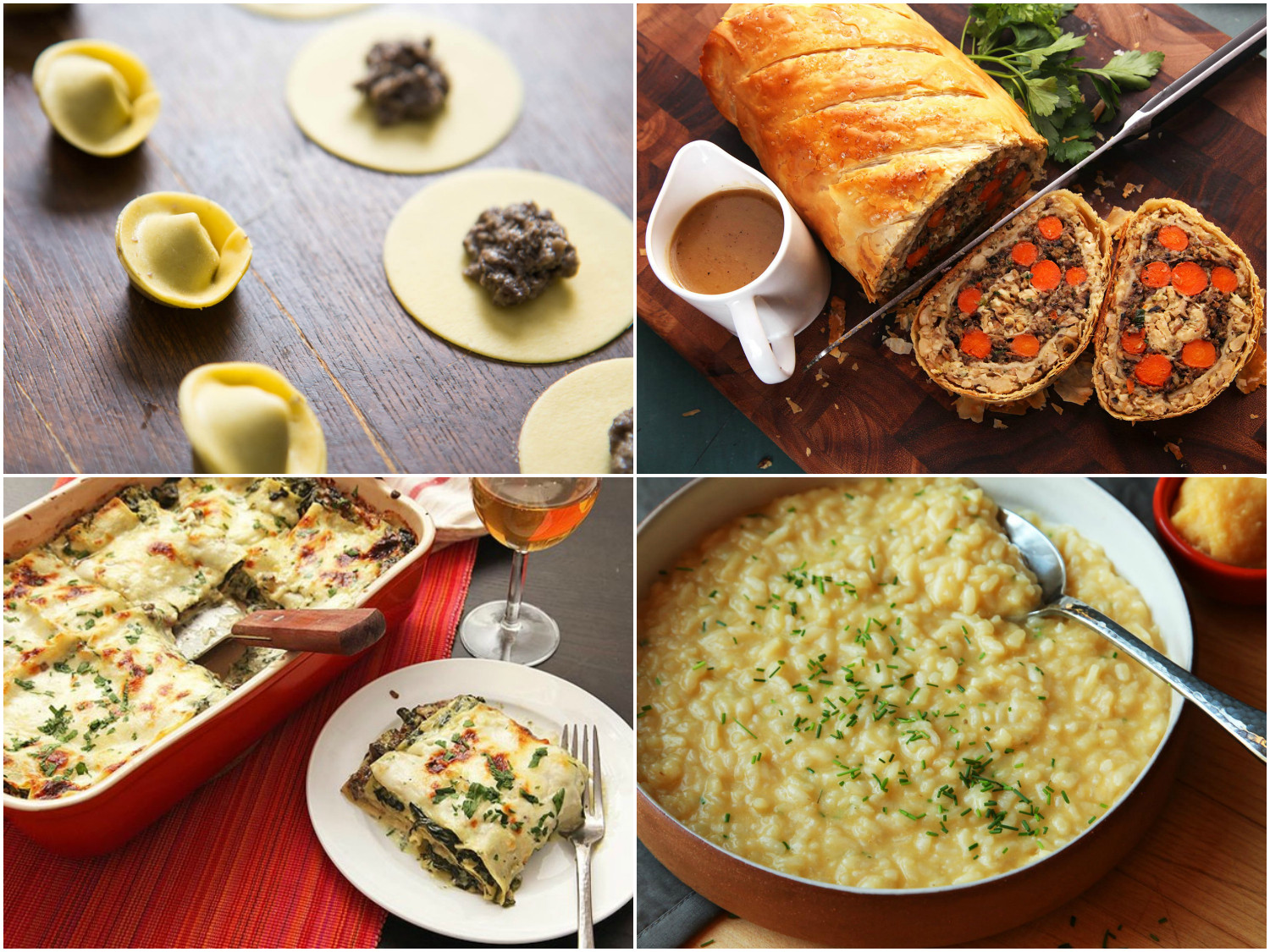 Vegetarian Main Dishes For Christmas  13 Festive Ve arian Main Dishes That Even Omnivores Will
