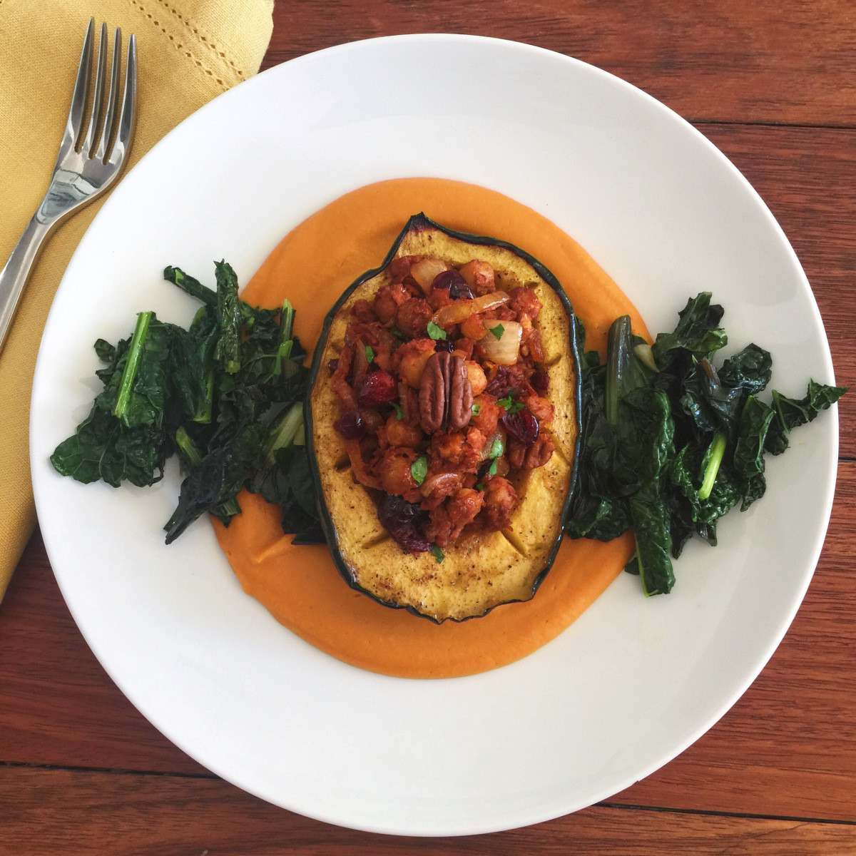 Vegetarian Main Dishes Recipe  The Perfect Ve arian Main Dish for Thanksgiving Stuffed